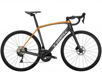 Domane SL 5 60 cm 28 Lithium Grey Factory Orange